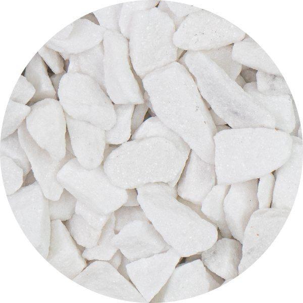 Grys perłowy biały 10-15 mm