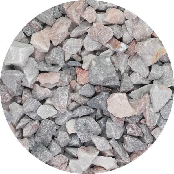 Grys różowy Pink Stone 8-16 mm