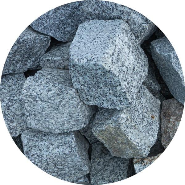 Kostka granitowa 40-60 mm