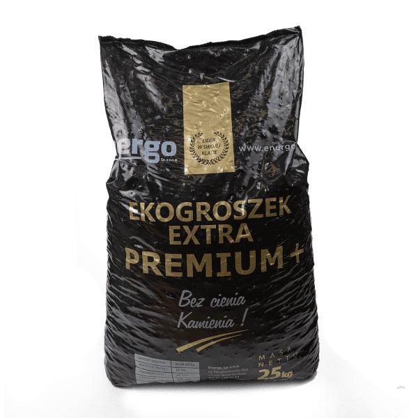 Ekogroszek extra premium+